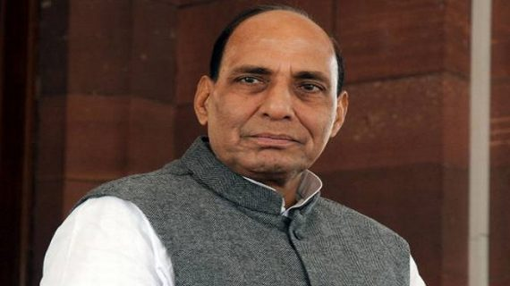 राजनाथ ने पाक को दी चेतावनी, कहा-भारत कोई कमजोर देश नहीं