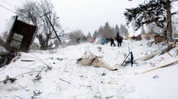 उत्तर कश्मीर में हिमस्खलन से चार की मौत, नौ लोग अभी भी लापता