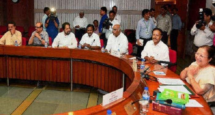 all party meeting बजट सत्र के पहले लोकसभा अध्यक्ष ने बुलाई सर्वदलीय बैठक
