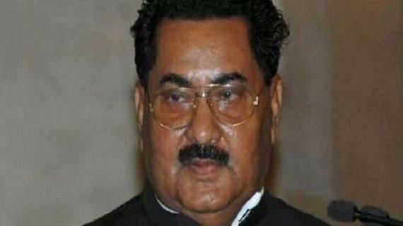 पूर्व केंद्रीय मंत्री रघुनाथ झा का दिल्ली के अस्पताल में निधन