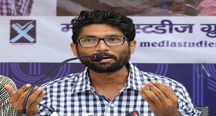 jignesh mevani said beware from communal politicians दलिता नेता मेवाणी की युवा हुंकार रैली को दिल्ली पुलिस ने नहीं दी इजाजत