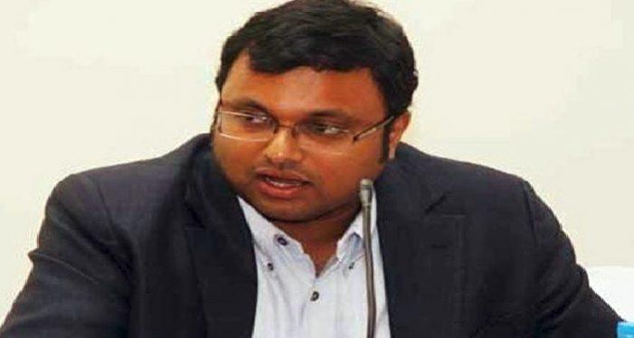 कार्ति चिदंबरम के खिलाफ ईडी की छापेमारी, मोदी सरकार की बौखलाहट: कांग्रेस