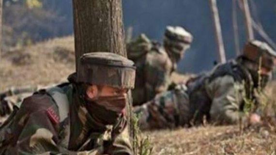 राजनाथ सिंह की धमकी से पाक सेना को लगी मिर्ची,  गोलाबारी तेज