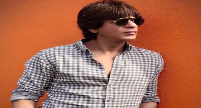 शाहरुख की इस फिल्म का टाइटल है शॉकिंग, ऐसा रुप है किंग खान का