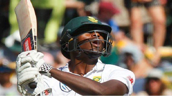 दूसरे दिन लंच तक दक्षिण अफ्रीका ने 3 विकेट पर 81 रन बनाए