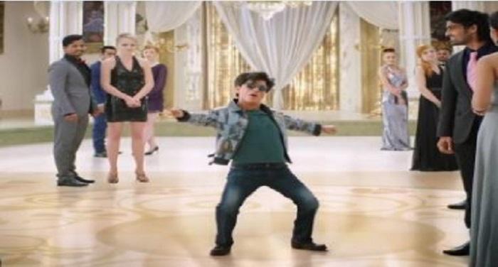 शाहरुख की फिल्म के टाईटल हुआ ट्रोल, पढ़ें मजेदार कमेंट्स