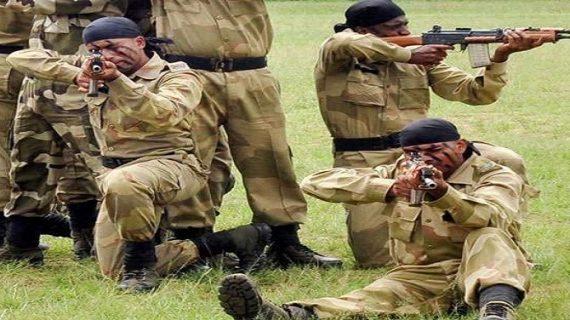 यूपी के अपराधियों को खत्म करने मैदान में उतरी बिहार पुलिस, मुठभेड़ जारी