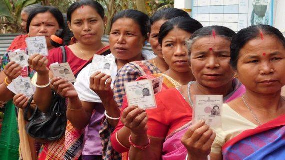 त्रिपुरा में पिछली बार के मुकाबले कम मतदान, कुल 78.56 फीसदी लोगों ने डाले वोट