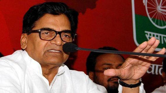 कासगंज हिंसा: सपा नेता के विवादित बोल, हिंदू ने हिंदू को मारा…आरोपी बना मुसलमान