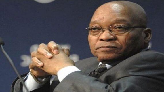 दक्षिण अफ्रीका के राष्ट्रपति जुमा ने तत्काल प्रभाव से दिया इस्तीफा