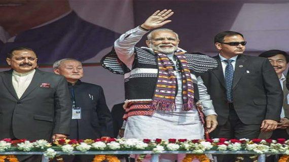पीएम के अरुणाचल दौरे से बौखलाया चीन, विवाद बढ़ाने वाला काम न करे भारत
