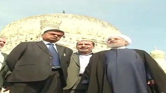 हैदराबाद में बोल ईरानी राष्ट्रपति, मुस्लिम समुदाय को होना होगा एकजुट