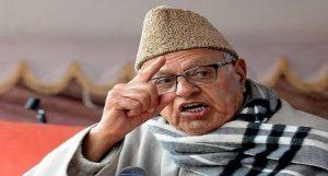 Farooq Abdullah कश्मीर की स्वायत्तता के मुद्दे पर कायम है नेकांः फारूक अब्दुल्ला