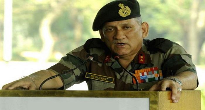 Government Announces Lt General Bipin Rawat as New Army Chief असम में एआईयूडीएफ राजनीतिक फायदे के लिए कराती है अवैध घुसपैठ: आर्मी चीफ