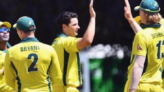अंडर-19 विश्व कप: आमने सामने भारत-ऑस्ट्रेलिया, 216 रनों पर सिमटी ऑस्ट्रेलिया की टीम