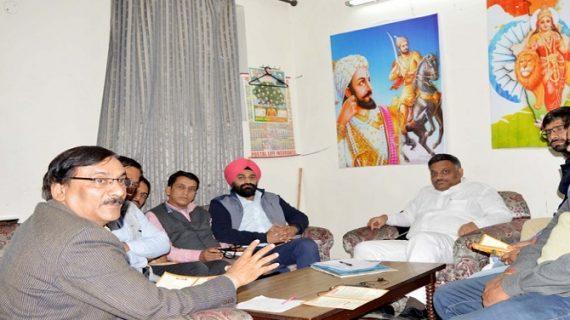 शिवाजी के जीवन से युवा पीढ़ी को अवगत कराना समय की मांग: भारत रक्षा मंच
