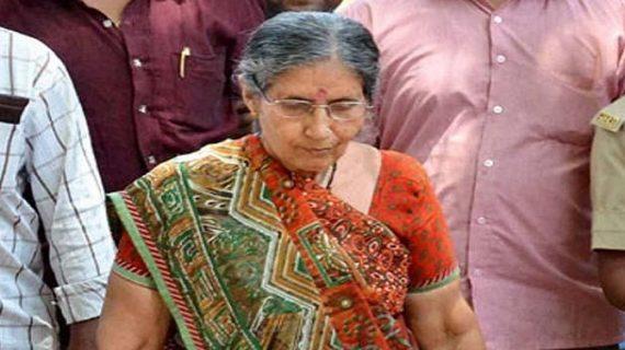 पीएम मोदी की पत्नी जशोदाबेन का एक्सीडेंट, सिर पर आई मामली चोट