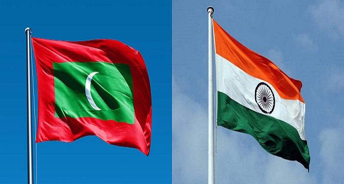 MaldivesFlagPicture1 संकट को लेकर मालदीव का बयान, विदेश यात्रा के लिए पहला पड़ाव था भारत