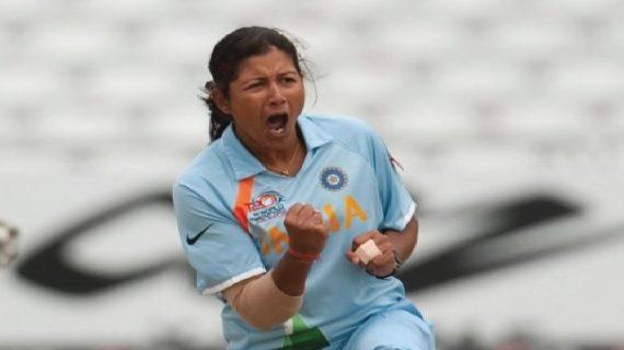 चोटिल झूलन की जगह रुमेली धर भारतीय टीम में शामिल