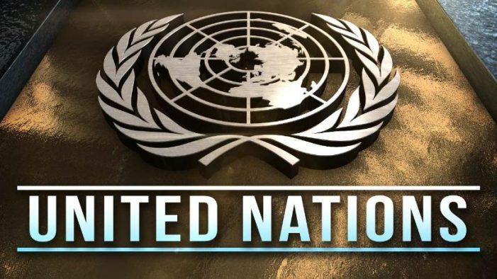 सीरिया में शांति चाहता है यूएन, पारित किया संघर्ष विराम प्रस्ताव