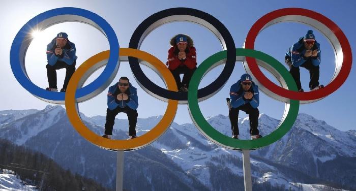 अमेरिका की निगाहें शीतकालीन ओलम्पिक खेलों पर