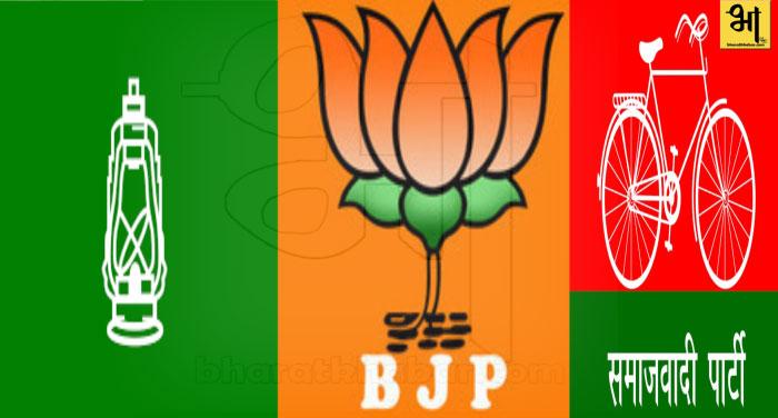 LIVE: यूपी की गोरखपुर, फूलपुर और बिहार की अररिया समेत दो विधानसभा सीटों पर मतदान जारी
