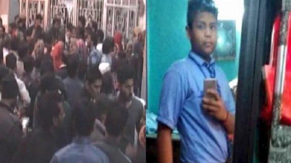दिल्ली के स्कूल में नौवी कक्षा के बच्चे की लाश, पुलिस ने दर्ज की आफआईआर