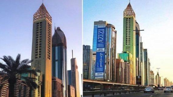 दुबई में खुला दुनिया का सबसे उंचा होटल