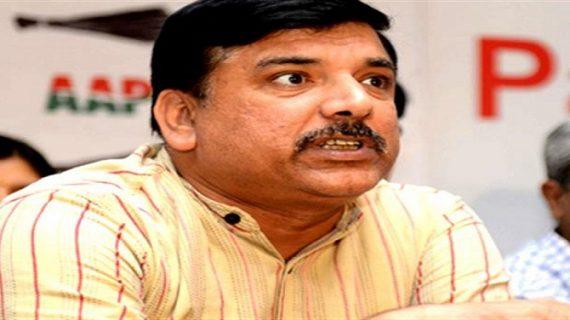 """""""AAP"""" विधायकों की जमानत याचिका खारिज, संजय बोले दिल्ली सरकार को गिराने की साजिश"""