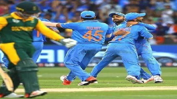 भारत ने दक्षिण अफ्रीका को 9 विकेट से हराया,श्रृंखला में 2-0 की बढ़त
