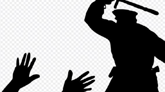 पुलिस पर अधेड़ की पीटकर हत्या करने का आरोप