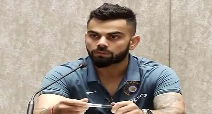 virat kohli WTC फाइनल को लेकर कप्तान कोहली का बयान, मेरे ऊपर कोई प्रेशर नहीं