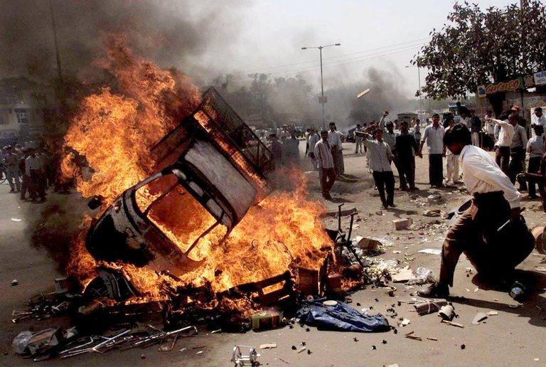 03INDIA 1 master768 2002 के गुजरात दंगों को लेकर NCERT की किताबों में किया बदलाव