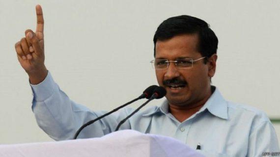 दिल्ली: सीलिंग के मुद्दे पर राजनीति तेज, केजरीवाल ने भूख हड़ताल की धमकी दी