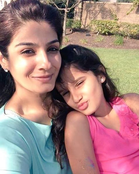 रवीना टंडन ऐसे मना रही हैं अपनी बेटी मीशा का बर्थड़े