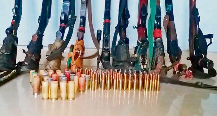 बिहार में यें कंपनी जमीन कराती थी कब्जा-13 सदस्य हिरासत में