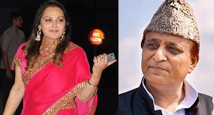 211470 jaya prada azam khan पद्मावत में खिलजी को देखकर आती है आजम खान की याद: जयाप्रदा