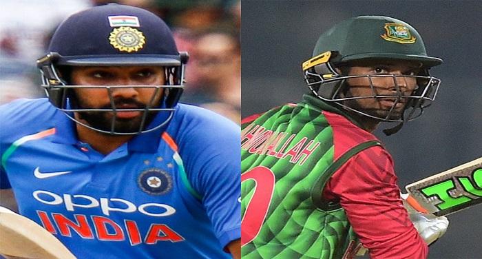63215434 IND-BAN: फाइनल का टिकट पाने उतरा भारत, करेगा पहले बल्लेबाजी