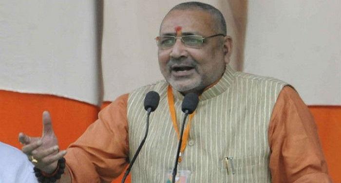 Giriraj सोनिया ने तेजस्वी को डिनर पर बुलाया, सिंह बोले कहीं लालू से मिलने जेल न पहुंच जाएं