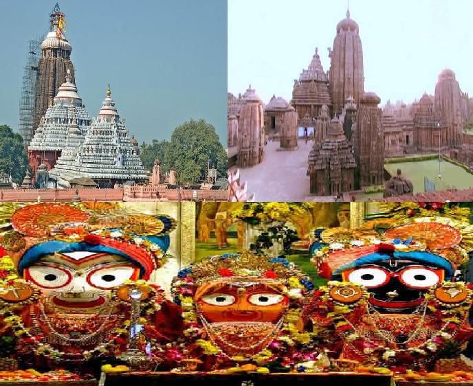क्या आपने किया कृष्ण के भिन्न स्वरूप के दर्शन- जगन्नाथ मंदिर