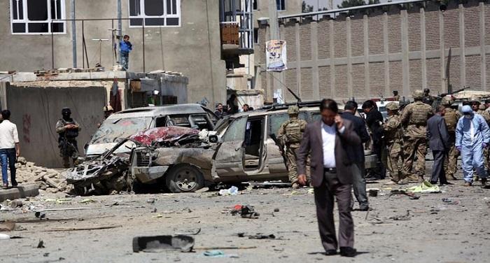 afghanistan759 नवरोज का जश्न मातम में बदला, काबुल बम धमाके में 26 की मौत