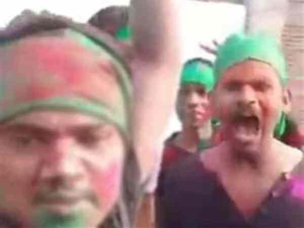 अररिया-भारत विरोधी नारों के मामलें में दो आरोपी हुए गिरफ्तार-1फरार