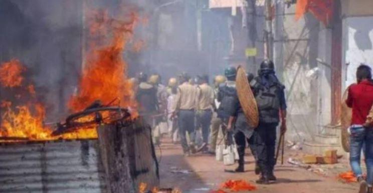 bengal बंगाल चुनाव: चौथे चरण की वोटिंग के दौरान बवाल, फायरिंग में 4 की मौत