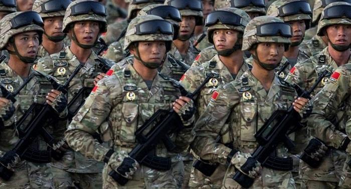 china army चीनी सेना में भ्रष्टाचार, जिनपिंग ने तीन लाख सैनिकों को किया निष्काशित