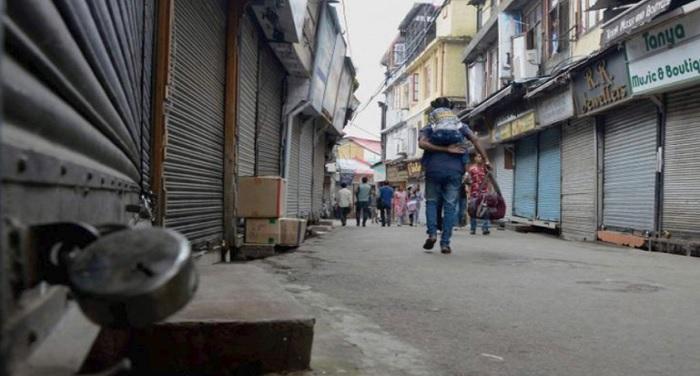 सीलिंग के खिलाफ सारे बाज़ार बंद, रामलीला मैदान में महारैली