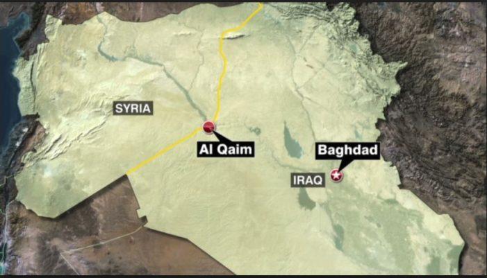 इराक में अमेरिकी सैन्य हेलीकॉप्टर दुर्घटनाग्रस्त, सात  की मौत