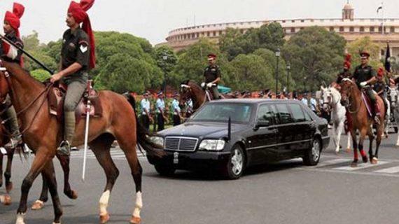 राष्ट्रपति-उपराष्ट्रपति के वाहनों का होगा पंजीकरण, जल्द दिखेगी नंबर प्लेट