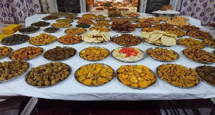 ramnavmi food रामनवमी पर विशेष- राम की अयोध्या में कुछ इस तरह होती है रामनवमी की धूम