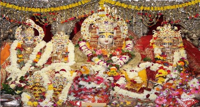 ramnavmi1 रामनवमी पर विशेष- राम की अयोध्या में कुछ इस तरह होती है रामनवमी की धूम
