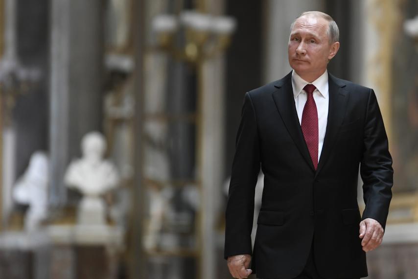 रूस में चुनाव प्रक्रिया जारी, पुतिन जीते तो चौथी बार बनेंगे राष्ट्रपति